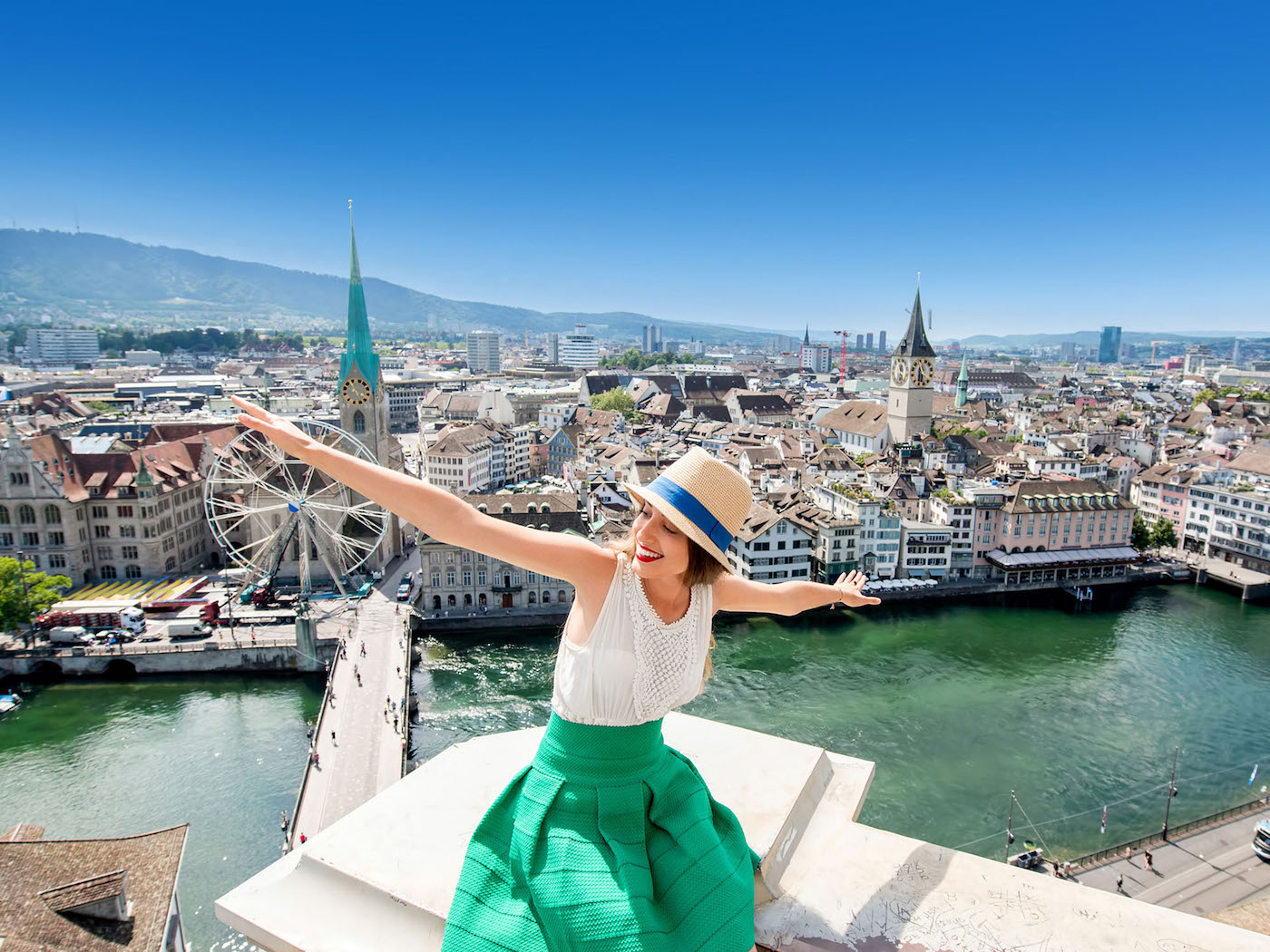 Live and work in Switzerland the easy way